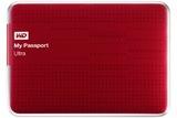 1TB WD My Passport Ultra USB 3.0 External Hard Drive (Red)