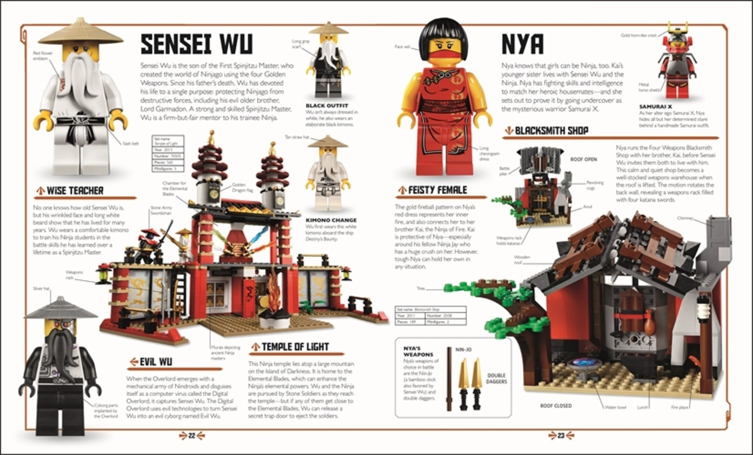 LEGO Ninjago: Visual Dictionary (With exclusive minifigure!) by Hannah Dolan image