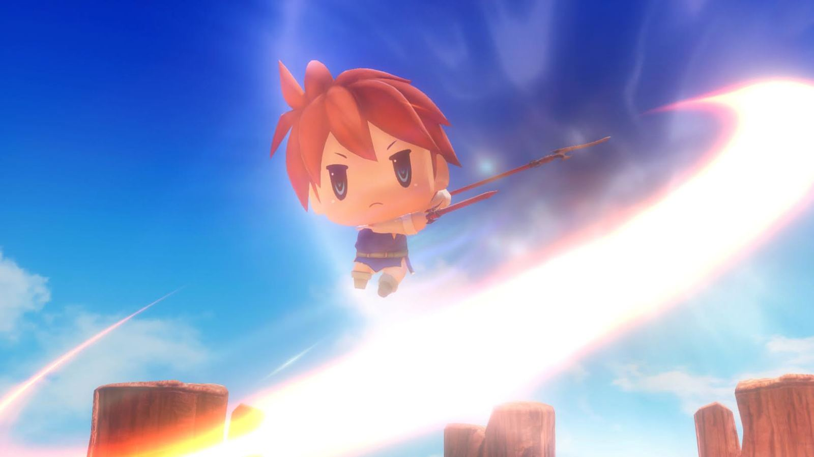 World of Final Fantasy Limited Edition for PS4 image