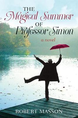 The Magical Summer of Professor Simon by Robert Masson image