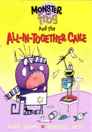 All-in-together Cake by Rose Impey image