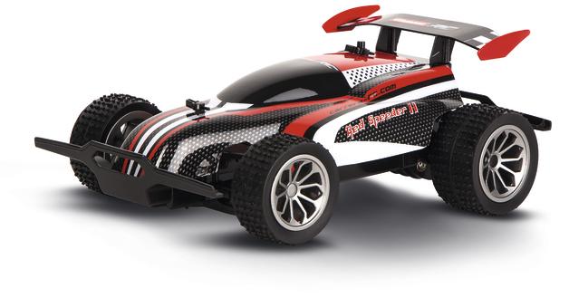Carrera: Red Speeder 2 - R/C Car