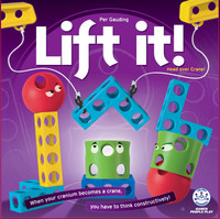 Lift It - The Building Board Game