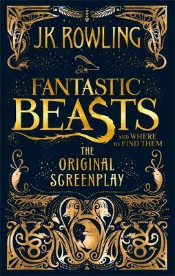 Fantastic Beasts and Where to Find Them by J.K. Rowling image