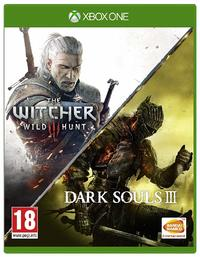 The Witcher III Wild Hunt + Dark Souls III Compilation for Xbox One