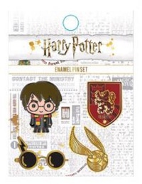 Harry Potter - Enamel Pin 4pk