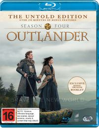 Outlander Season 4 on Blu-ray