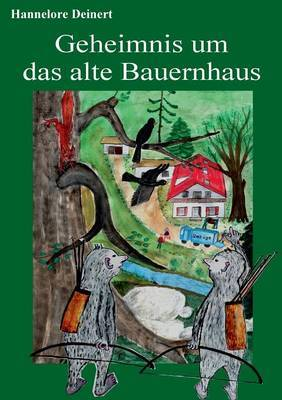 Das Alte Bauernhaus by Hannelore Deinert