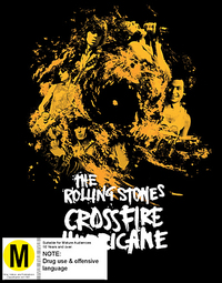 The Rolling Stones - Crossfire Hurricane on DVD