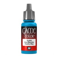 Vallejo Game Colour Electric Blue 17ml