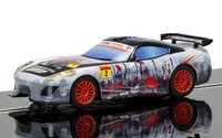 Scalextric: GT Lightning Team GT Sunset (Spartan) - Slot Car
