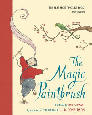 The Magic Paintbrush by Julia Donaldson image