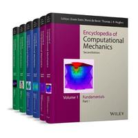 Encyclopedia of Computational Mechanics by Erwin Stein