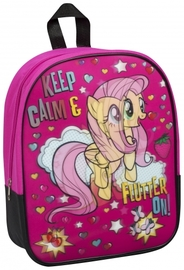 My Little Pony Character Holographic Backpack