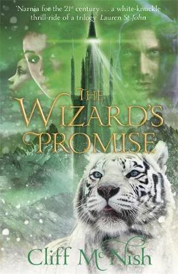 The Doomspell Trilogy: The Wizard's Promise by Cliff McNish image