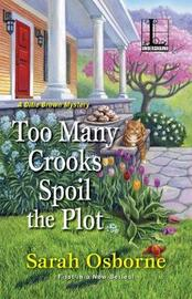 Too Many Crooks Spoil the Plot by Sarah Osborne image