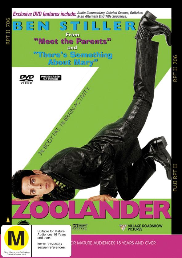 Zoolander image