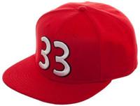 Hey Arnold Gerald Red Snapback Cap