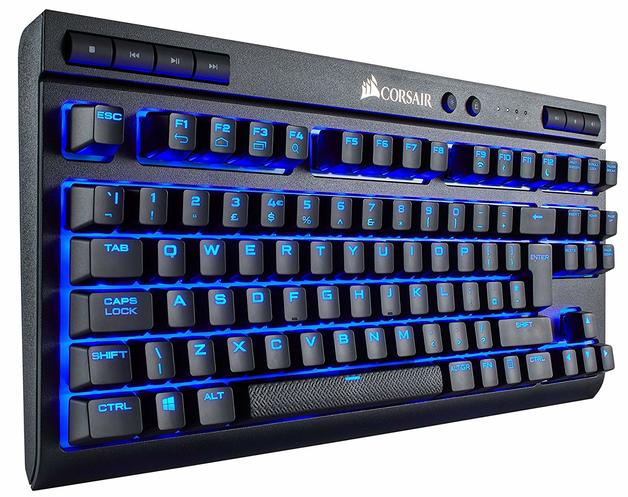 Corsair K63 Wireless Mechanical Gaming Keyboard (Cherry MX Red) for PC