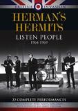 British Invasion Herman's Hermits DVD