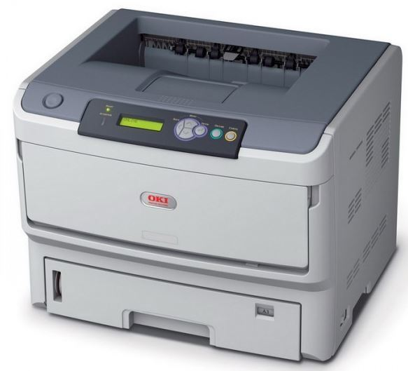 OKI B820N A3 35ppm Mono LED Printer