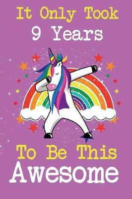 It Only Took 9 Years To Be This Awesome by Party Time image