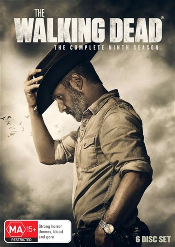 The Walking Dead - Season 9 on DVD