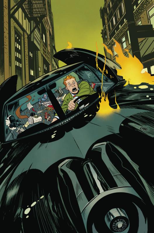 Superman's Pal: Jimmy Olsen - #5 (Cover A) by Matt Fraction
