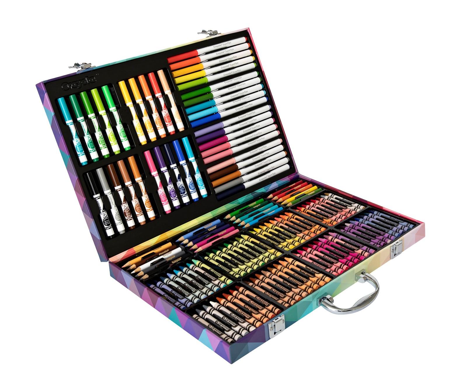 Crayola: Inspiration Art Case image