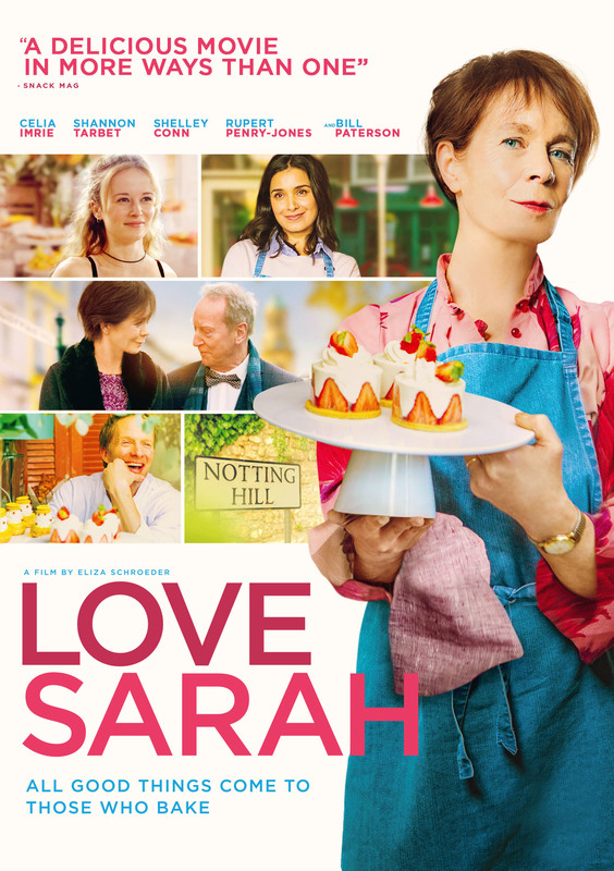 Love Sarah on DVD