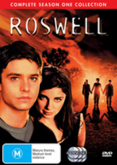 Roswell - Complete Season 1 (6 Disc Set) on DVD