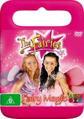 The Fairies - Fairy Magic on DVD