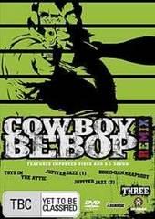 Cowboy Bebop: Remix - Vol 3 on DVD