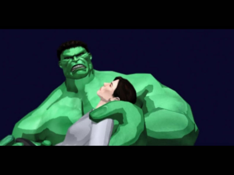 The Hulk for PlayStation 2 image