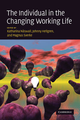 The Individual in the Changing Working Life image