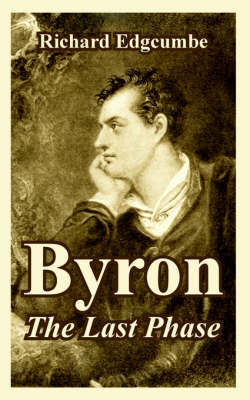 Byron by Richard Edgcumbe