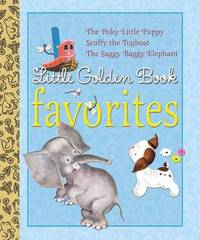 LGB: Little Golden Book Favorites (3 in 1 Volume) by Golden Books image