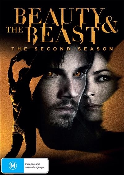Beauty And The Beast - Season 2 on DVD