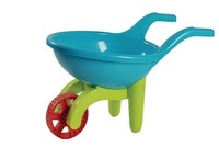 Summertime Wheel Barrow - Blue