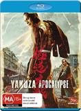 Yakuza Apocalypse: The Great War Of The Underworld on Blu-ray