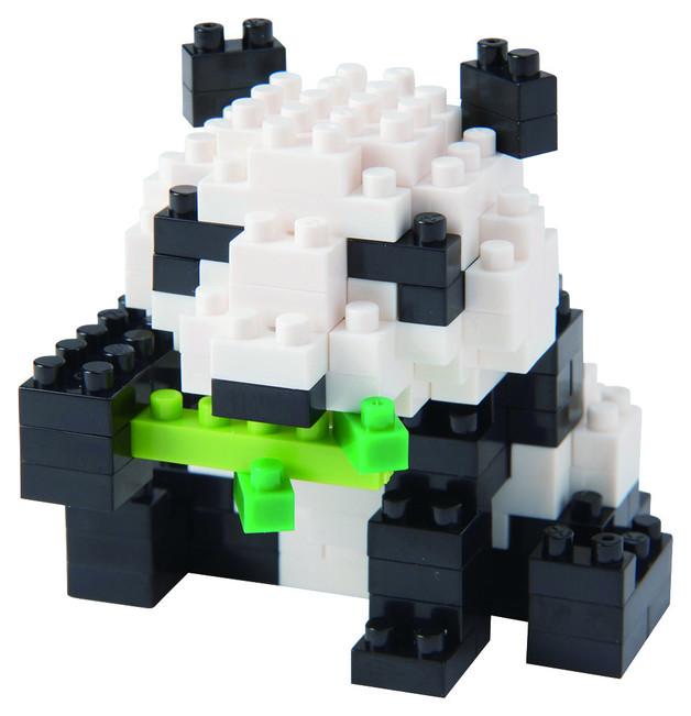 nanoblock: Critters Giant Panda