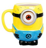 Despicable Me: Carl Minion - Moulded Coffee Mug