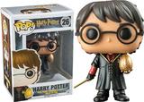 Harry Potter - Triwizard Harry with Egg Pop! Vinyl Figure