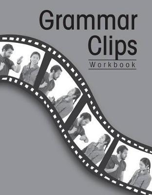Grammar Clips - Elementary to Pre-Intermediate - Workbook image
