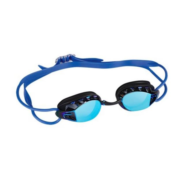 Adidas Aquasation Goggles - Blue Lens (Blue/Black)