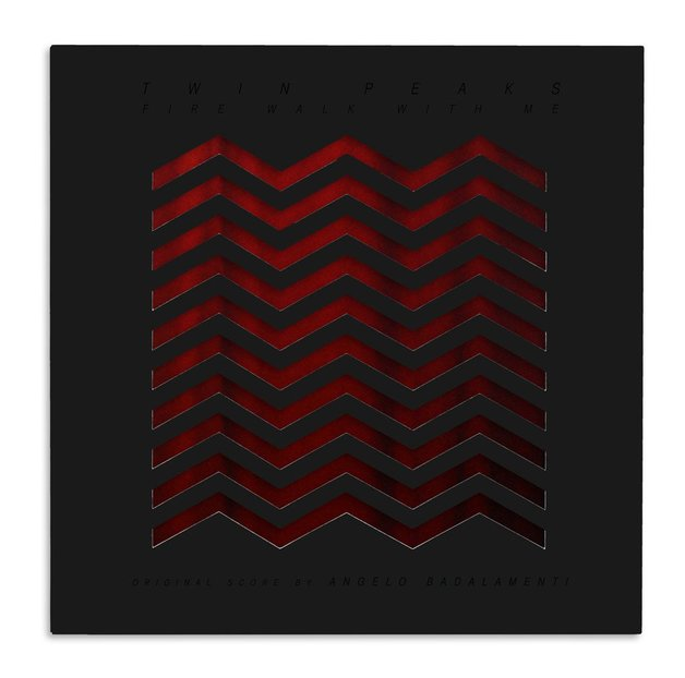 Twin Peaks: Fire Walk With Me - Original Soundtrack by Angelo Badalamenti