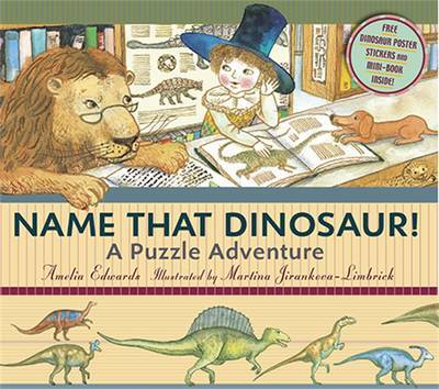 Name That Dinosaur by Amelia Edwards image