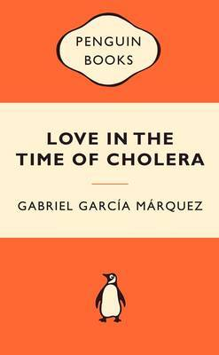 Love in the Time of Cholera (Popular Penguins) by Gabriel Garcia Marquez image