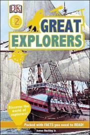 Great Explorers by James Buckley