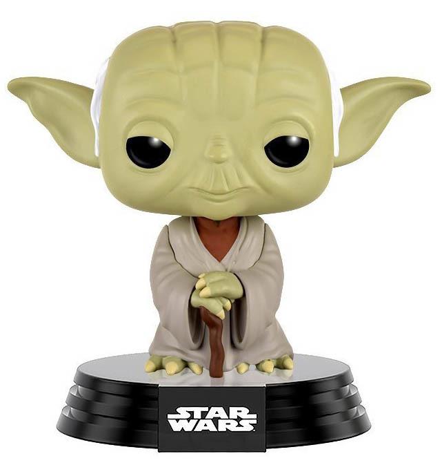 Star Wars: Yoda (Dagobah) - Pop! Vinyl Figure image